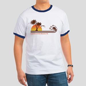 Clearwater Beach FL Ringer T