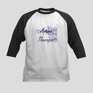 Aroma Therapist Artistic Job Desig Baseball Jersey
