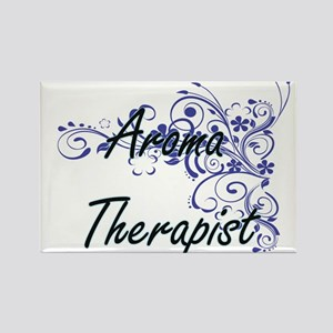 Aroma Therapist Artistic Job Design with F Magnets