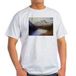 Mountain lake winter T-Shirt