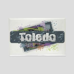 Toledo Design Magnets