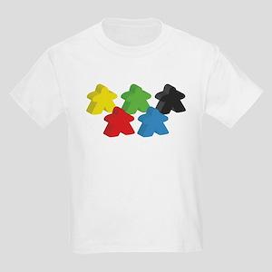 set of five meeples T-Shirt