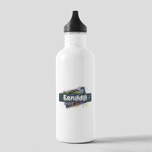 Bemidji Design Stainless Water Bottle 1.0L