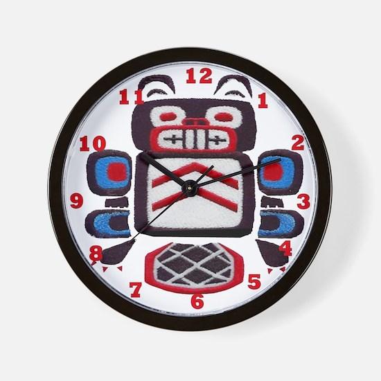 Creation Beaver Wall Clock