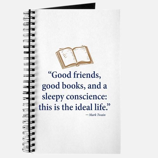 Good friends Journal