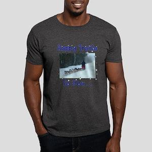 Happy Trails! Dark T-Shirt