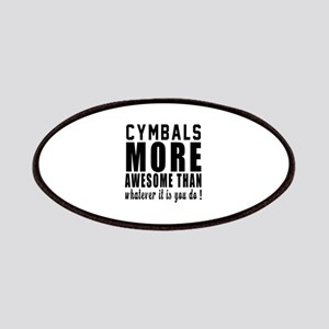 Cymbals More Awesome Instrument Patch