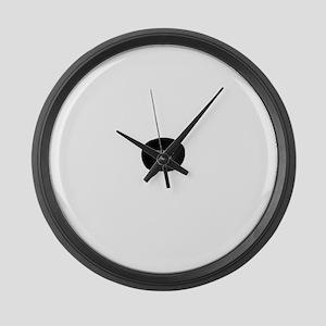 second amendment Large Wall Clock
