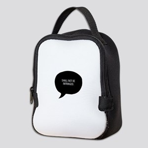second amendment Neoprene Lunch Bag