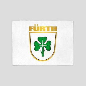 Furth 5'x7'Area Rug