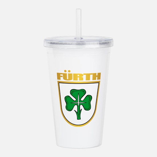 Furth Acrylic Double-wall Tumbler