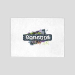 Concord Design 5'x7'Area Rug