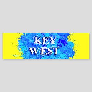 key west Bumper Sticker