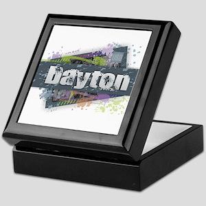 Dayton Design Keepsake Box
