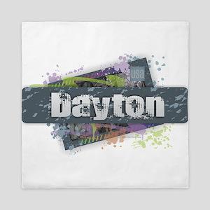 Dayton Design Queen Duvet