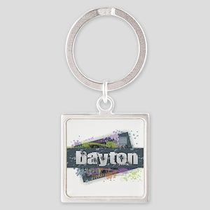 Dayton Design Keychains