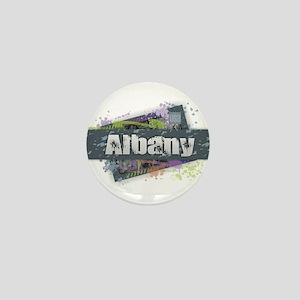 Albany Design Mini Button