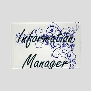 Information Manager Artistic Job Design wi Magnets