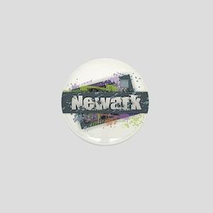 Newark Design Mini Button