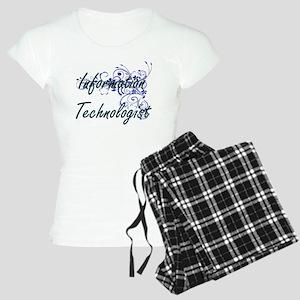Information Technologist Ar Women's Light Pajamas