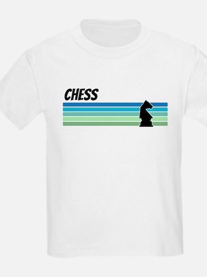 Retro 1970s Chess T-Shirt