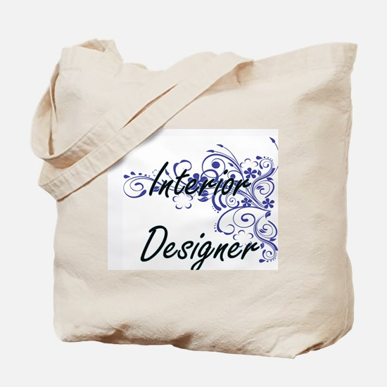 Interior Designer Artistic Job Design wit Tote Bag