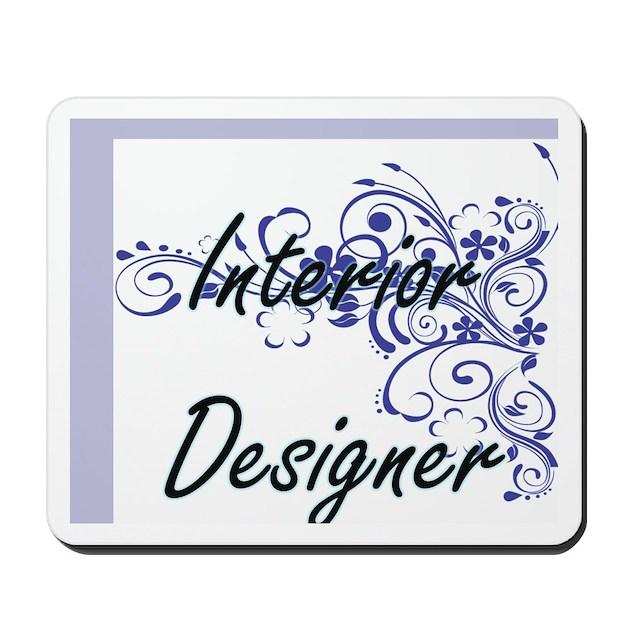 Interior Designer Artistic Job Design Wi Mousepad By Admin Cp10501932
