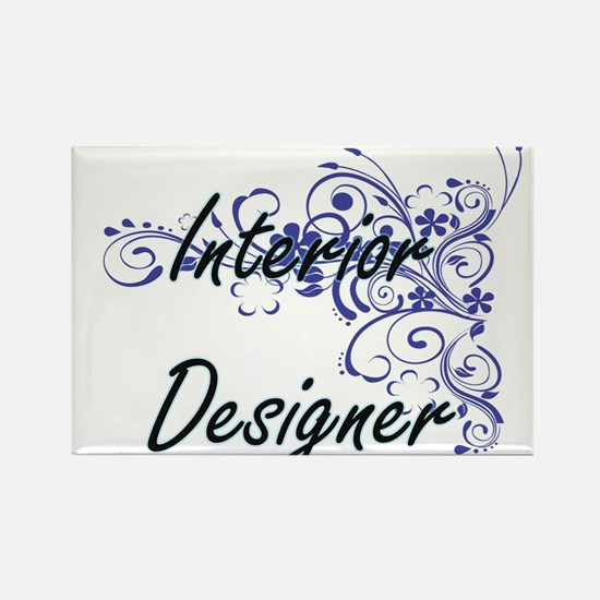 Interior Designer Artistic Job Design with Magnets