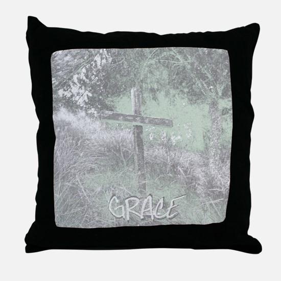 Funny Religion Throw Pillow