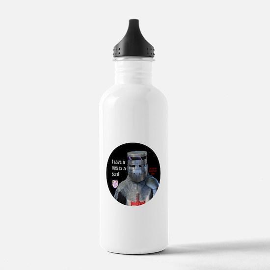 Cute Jeffery Water Bottle