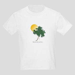 SongShirts: I See the Moon Kid's T-Shirt