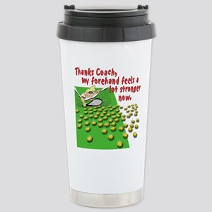 3-thankscoach Mugs