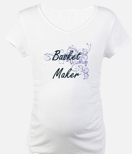 Basket Maker Artistic Job Design Shirt