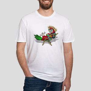 Parrot Beach Chair T-Shirt