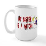 Witch! (Cute) Large Mug