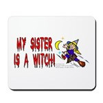 Witch! (Cute) Mousepad