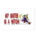 Witch! (Cute) Postcards (Package of 8)