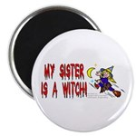 Witch! (Cute) Magnet