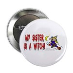 Witch! (Cute) Button