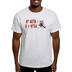 Witch! (Cute) Light T-Shirt