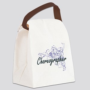 Choreographer Artistic Job Design Canvas Lunch Bag