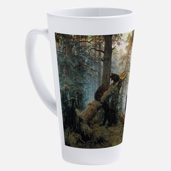 Cute Bears 17 oz Latte Mug