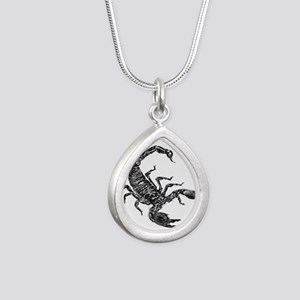 Black Scorpion Necklaces