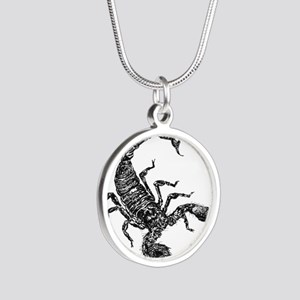 Black Scorpion Necklaces