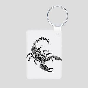Black Scorpion Keychains