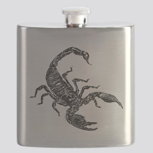 Black Scorpion Flask