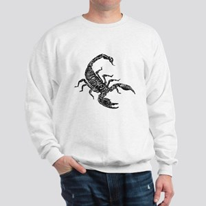 Black Scorpion Sweatshirt
