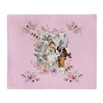 Goats are God's Precious Gifts Throw Blanket