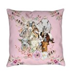 Goats are God's Precious Gifts Everyday Pillow