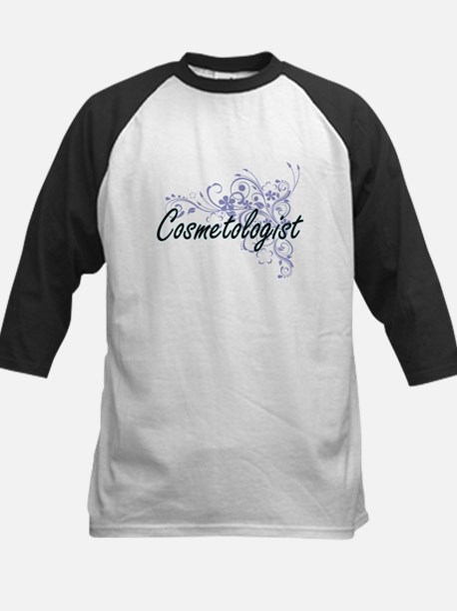 Cosmetologist Artistic Job Design Baseball Jersey